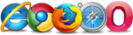 CrossBrowser Compatible